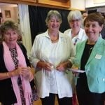 Clair, Cathy, Susie and Jean